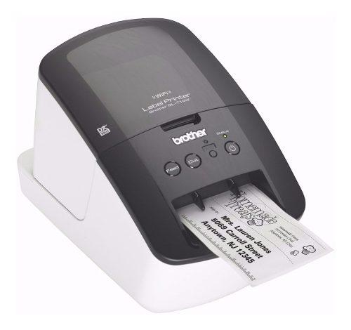 Impresora Etiquetadora Brother De Alta Velocidad Ql-810w,