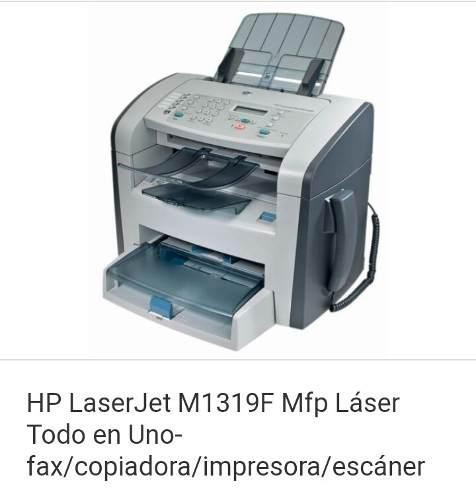 Impresora Multifuncional Laser Todo En Uno