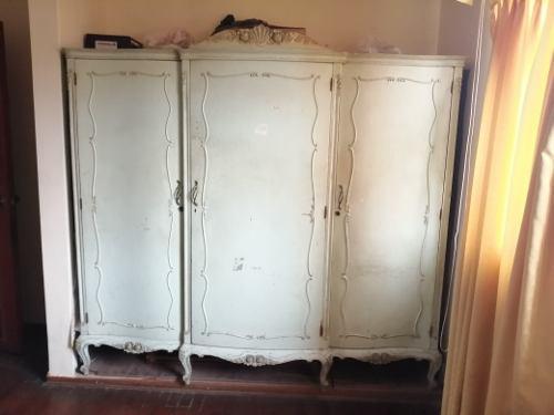 Dormitorio Antiguo Tipo Luis Xv