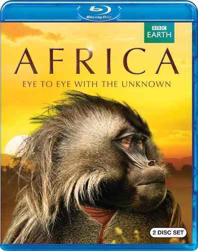Blu Ray África - Stock - Nuevo - Sellado