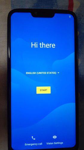 Celular Moto G7 Power Negro