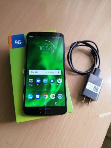 Motorola Moto G6 Play 32gb 3gb Ram