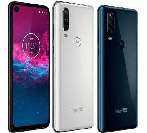 Motorola Moto One Action 128gb 4gm Ram / Tienda / Garantía