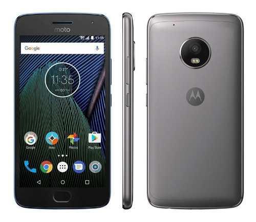 Remato Mi Motorola G5 De 32gb Ram 2gb 8/10 Usado