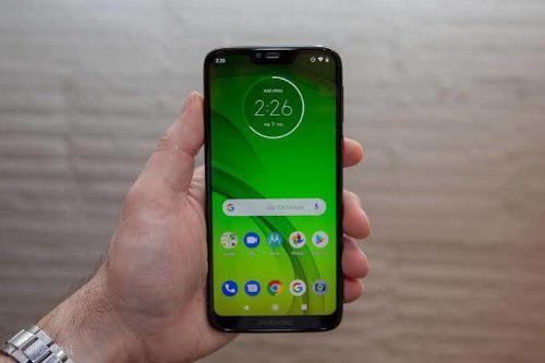 Se Vende Motorola G7 Power Nuevo En Caja Todo Original