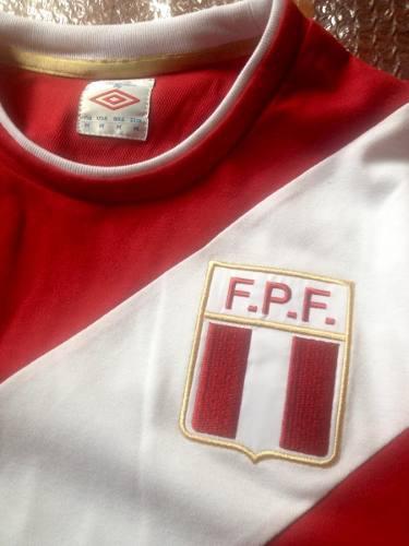 Camiseta Perú Umbro - Copa America Argentina 2011