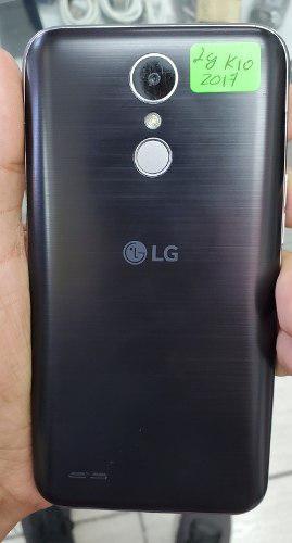 Celular Lg K10 2017 16gb 9.5 / 10