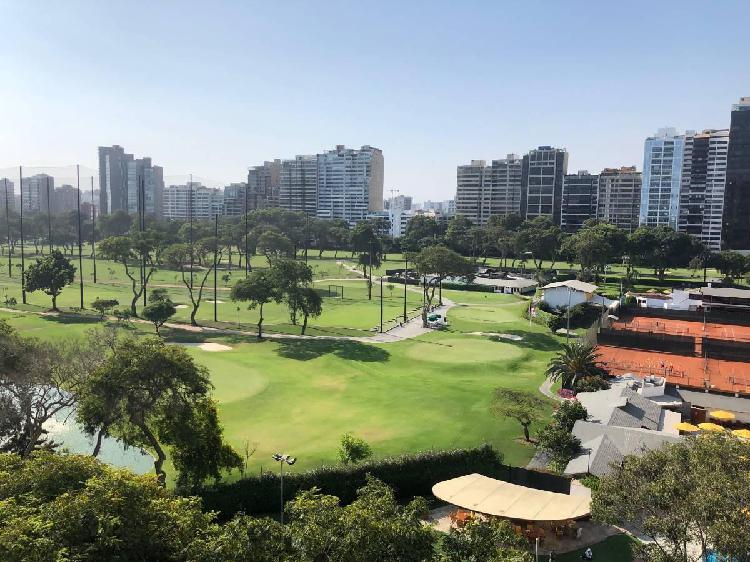 Departamento con Espectacular Vista Al Golf de San Isidro