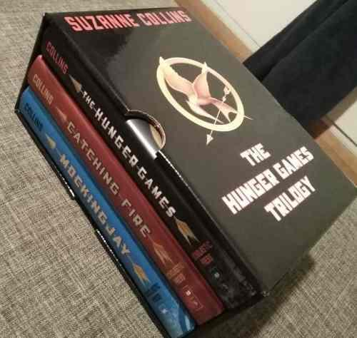 The Hunger Games 3 Libros