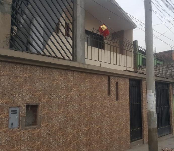 Venta Casa en Sjl - Canto Grande