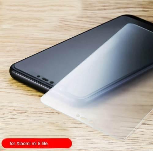 Xiaomi Mi 8 Lite - Vidrio Templado Mate