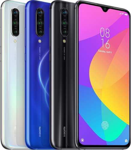Xiaomi Mi 9 Lite 64gb L/fáb. 6gb 48mp 8mp 2mp 4030 Sellado