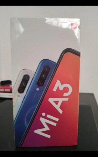 Xiaomi Mi A3 Versión Global 4gb Ram 128gb Nuevo Sellado