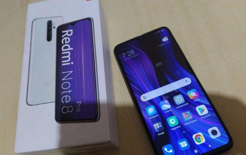 Xiaomi Redmi Note 8 Pro Global 6gb Ram 64gb En Caja