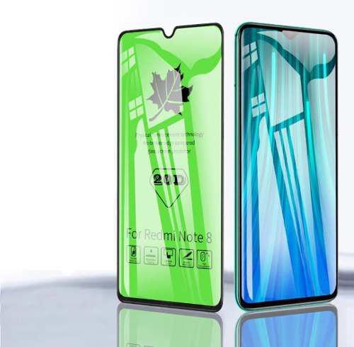 Xiaomi Redmi Note 8 - Vidrio Templado 20d