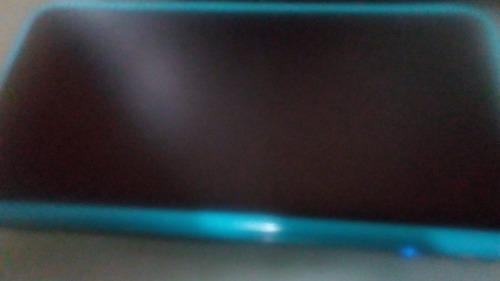 New Nintendo 2ds Xl Turquesa +3 Juegos + Adaptador Corriente