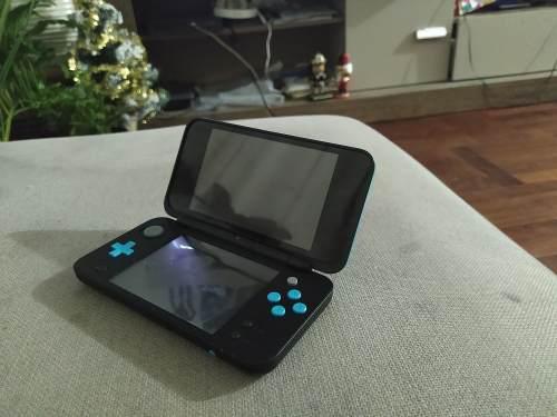 New Nintendo 2ds Xl - Turquesa/ 4 Juegos