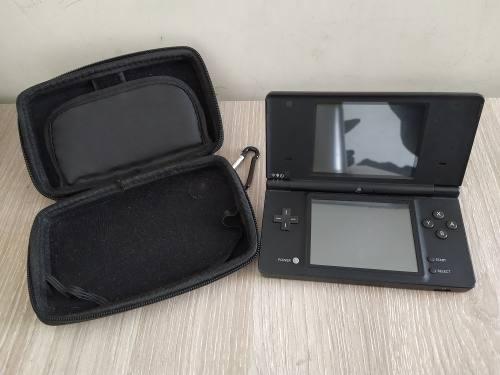 Nintendo Dsi Negro Con Estuche