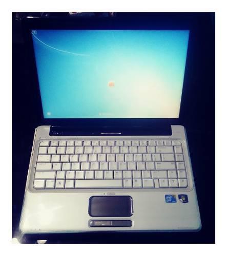 Laptop Hp Pavilion Dv4 Core 2 Duo T6600 4gb Ram 300gb Disco