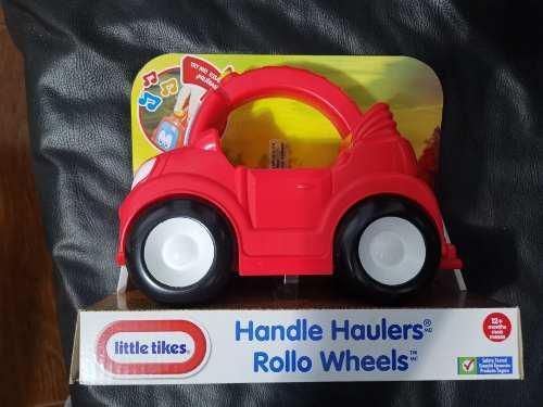 Little Tikes Handle Hauler Carro De Mano Juguete Niños