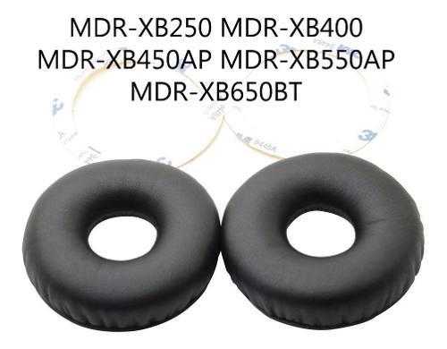 Almohadillas Para Audífonos Sony Mdr-xb450