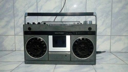 Antigua Radiograbadora Boombox National Panasònic Rs-466fds