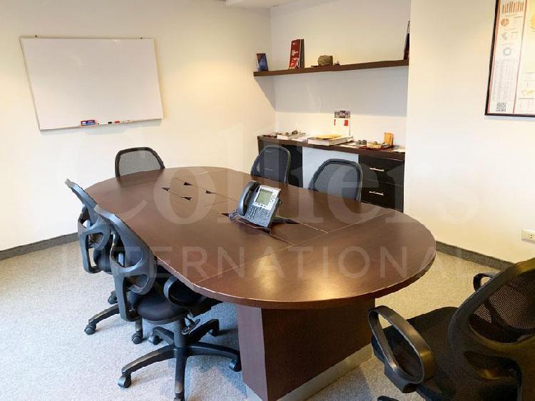L - 363 Oficina Implementada en San Isidro, Torre Amcham -