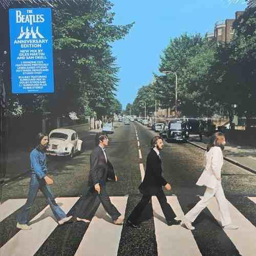 Boxset+libro The Beatles - Abbey Road Anniversary Edition