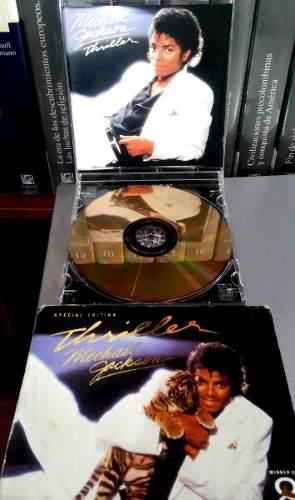 Cd Michael Jackson - Thriller Special Edition Usa