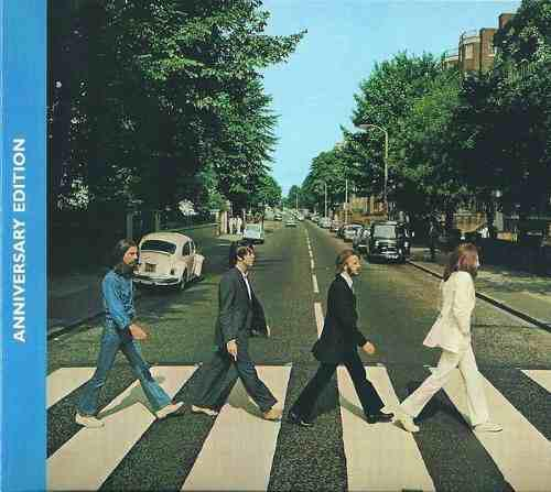 Cd The Beatles - Abbey Road Anniversary Edition