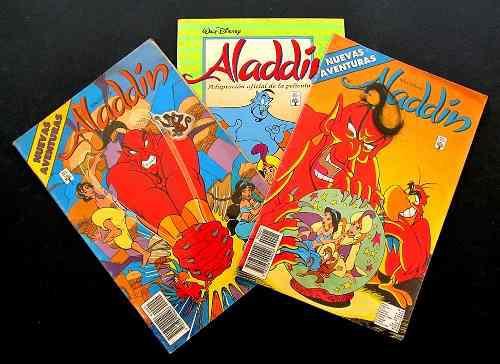 Historietas Aladin Bella Y Bestia