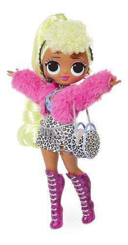 L.o.l. Lol Omg Surprise! O.m.g. Lady Diva Fashion Doll