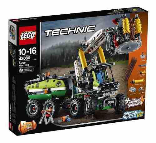 Lego Technic 42080 Máquina Forestal En Stock Oferta