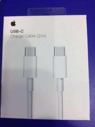 Cable Apple Tipo C - A Tipo C De 2 Metros