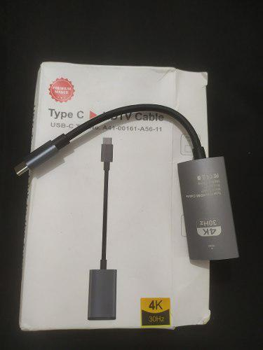 Cable Tipo C A Hdmi S/. 50.00