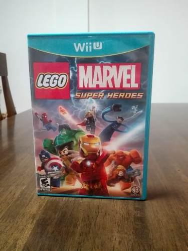 Nintendo Wii U Lego Marvel Super Heroes