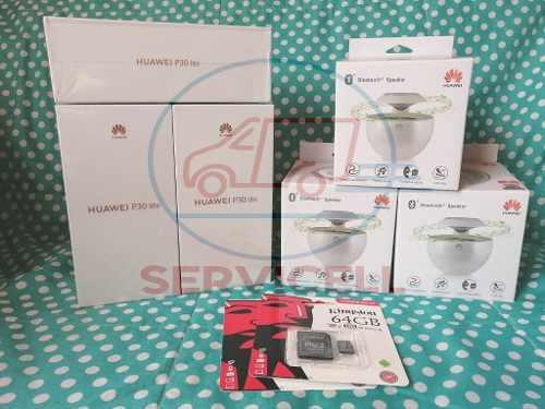 Huawei P30 Lite, Más Parlante Bluetooth,más Micro Sd 128gb