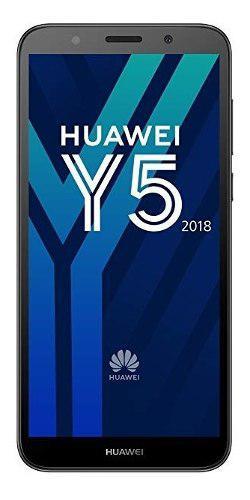 Huawei Y5 2018 4g Doble Chip Caja Sellada Tienda Mica Gratis