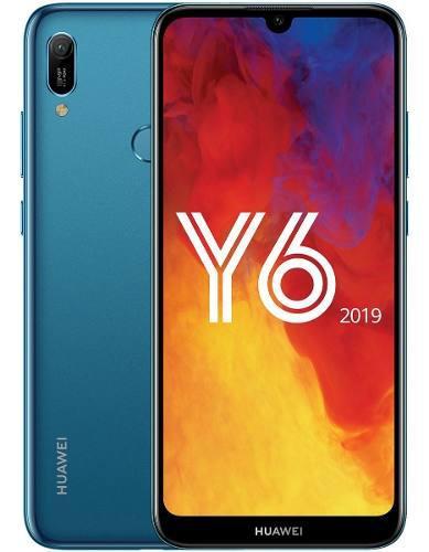 Huawei Y6 2019 32gb Azul Nuevo Sellado Tienda