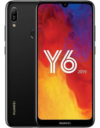 Huawei Y6 2019 32gb Black Sellado Tienda