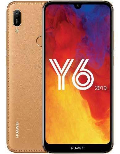 Huawei Y6 2019 32gb Cuero Nuevo Sellado Tienda Y Garantía