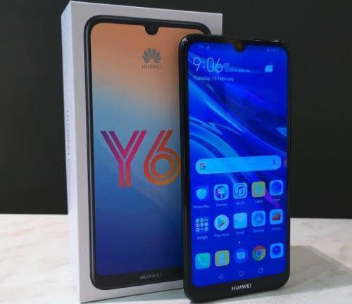 Vendo Celular Huawei Y6 2019 Nuevo A Buen Precio
