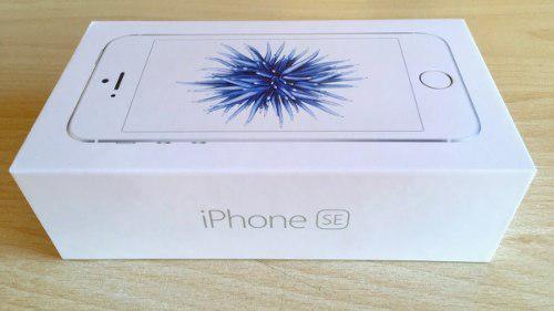 iPhone Se 32gb Silver Nuevo En Caja Original +garantia..!!