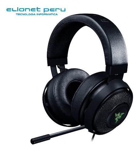 Audifono C/microf. Razer Kraken X Black