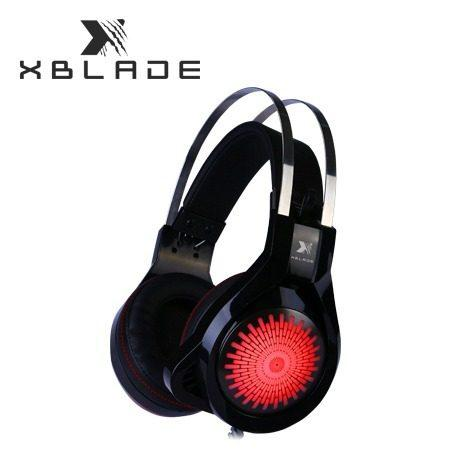 Audifono C/microf. Xblade Gaming Slayer Hg8935 Black