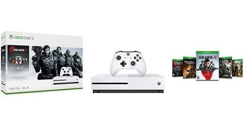 Consola Microsoft Xbox One S 1tb Gears 5 Bundle