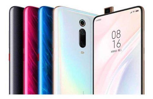 Xiaomi Mi 9t Pro 128gb 6gb Ram Sellados Libres Cuotas