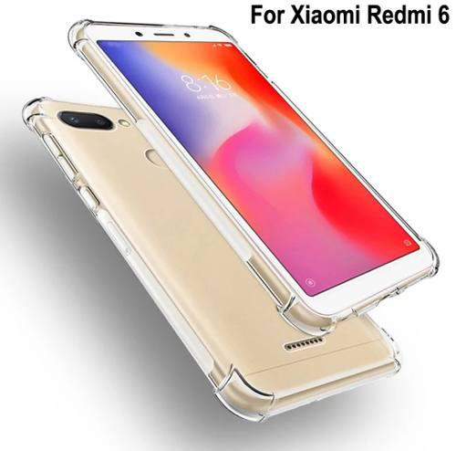 Xiaomi Redmi 6 - Carcasa, Case, Funda Protectora