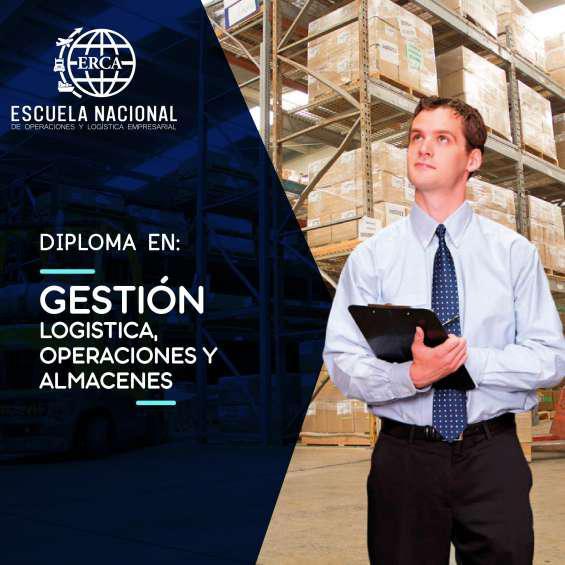 Gestion logistica, operaciones y almacenes en Huancayo