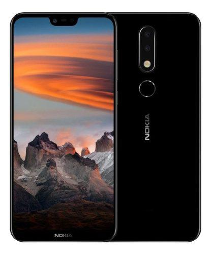 Nokia 6.1 Plus / 4 Gb Ram / 64 Gb / 16+5 Mp + Funda Nilkin